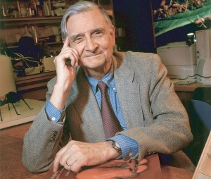 E. O. Wilson (Biologist, Theorist, Naturalist and Author)