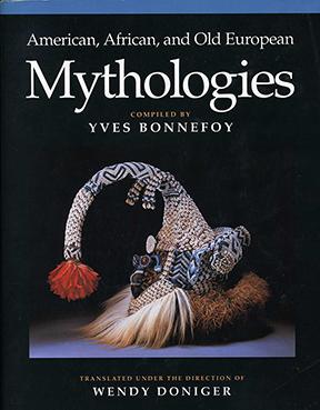 Bonnefoy's Mythologies Book Cover