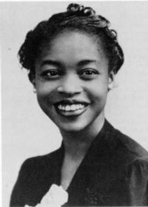 Margaret Walker (Author of Jubilee)