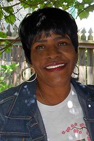 Carol Ealons, author of Tuxedo Junction