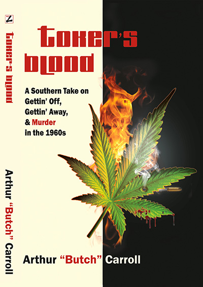 "Front Cover of Toker's Blood by Arthur ""Butch"" Carroll"