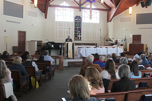 Author Homer Hickam Opens the 3rd Annual Monte Sano Writers Conference