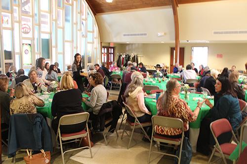 The Lunchroom of Monte Sano United Methodist Church