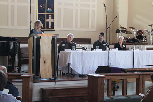 Abingdon Press Senior Editor Sally Sharpe talks about getting published