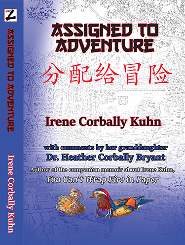 Assigned to Adventure by Irene Corbally Kuhn