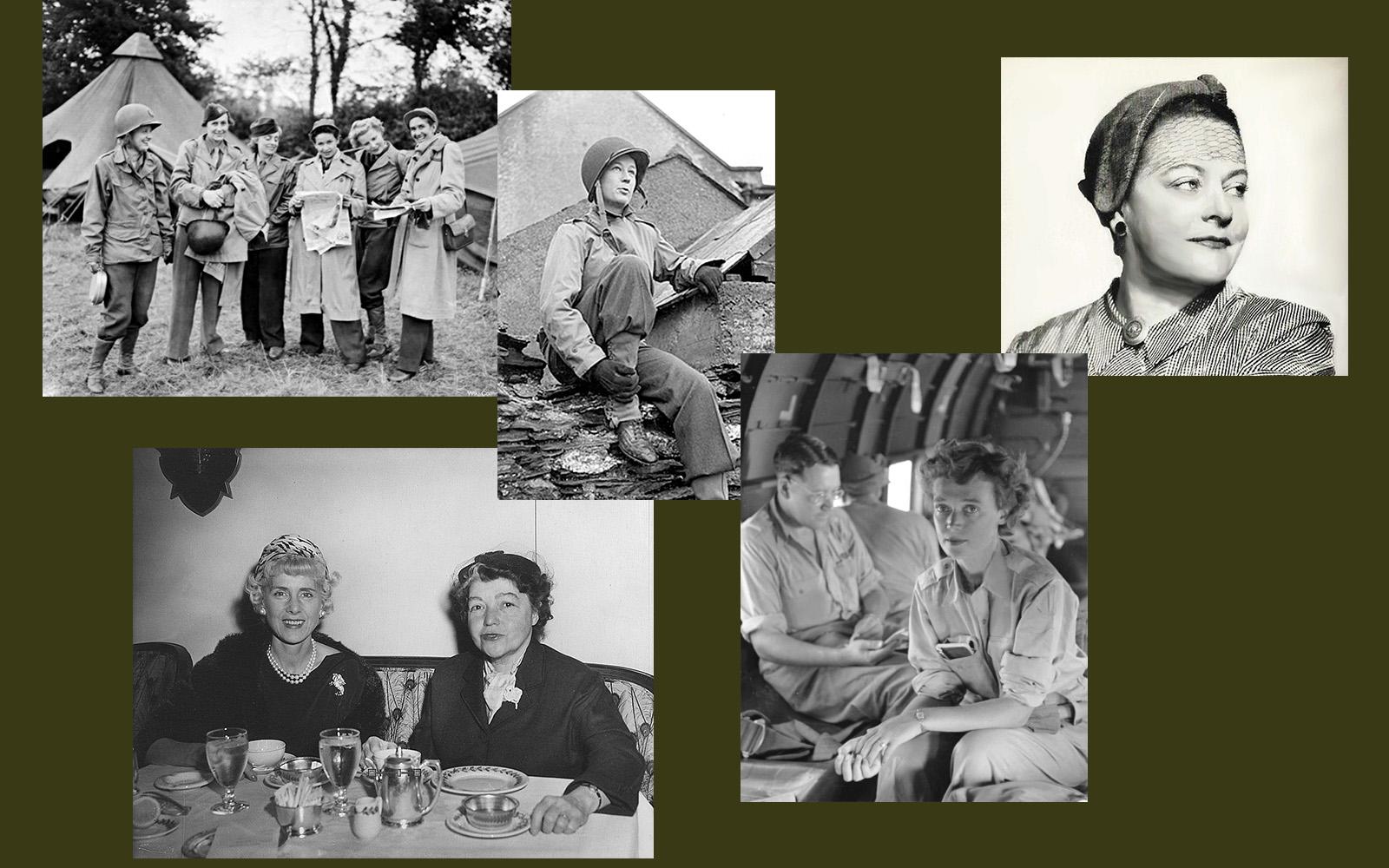 The Unsung Female War Correspondents of World War II