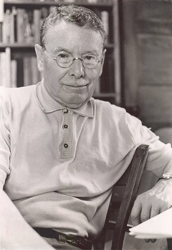 Brooks Atkinson (1894-1984) - Pullitzer Prize winner for Correspondence (1947) and New York Times Drama Critic (1925-1960)