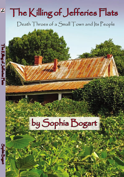This is Sophia Bogart's Author Page Photo on The Ardent Writer Press website. Sophia Bogart is the author of The Killing of Jefferies Flat.