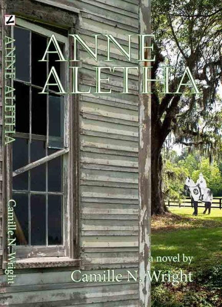 This is the historical fiction novel, Anne Aletha, ny Camille N. Wright.